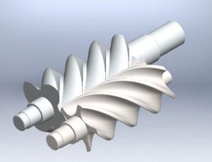 compressor rotor